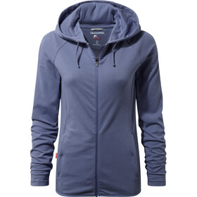 Craghoppers NosiLife Sydney Hooded Top Dame china blue